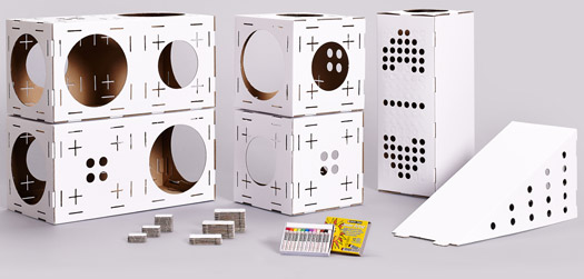 Blocks Catplayhouse