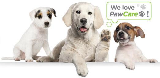 PawCare Pulizia delle Zampe dei Cani