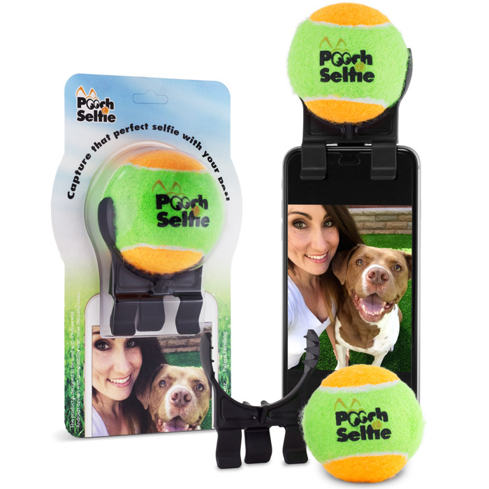 Pooch Selfie Smartphone Attachment