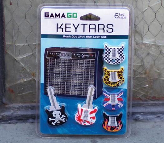 Glam Keytars Keycaps
