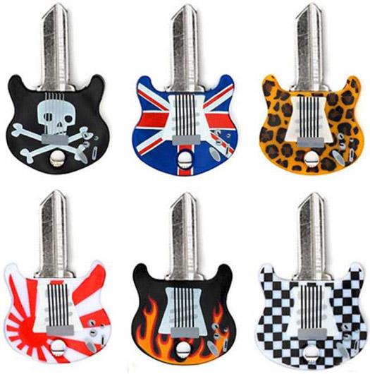 Schlüsselkappen E- Gitarre