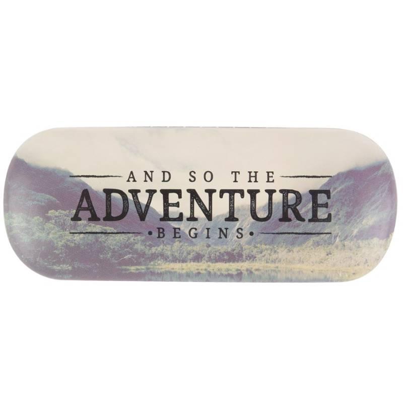Adventure Glasses Case