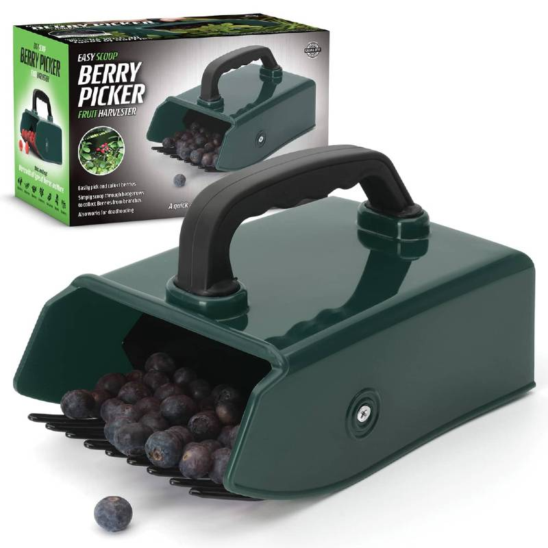 Home Made Berry Picker