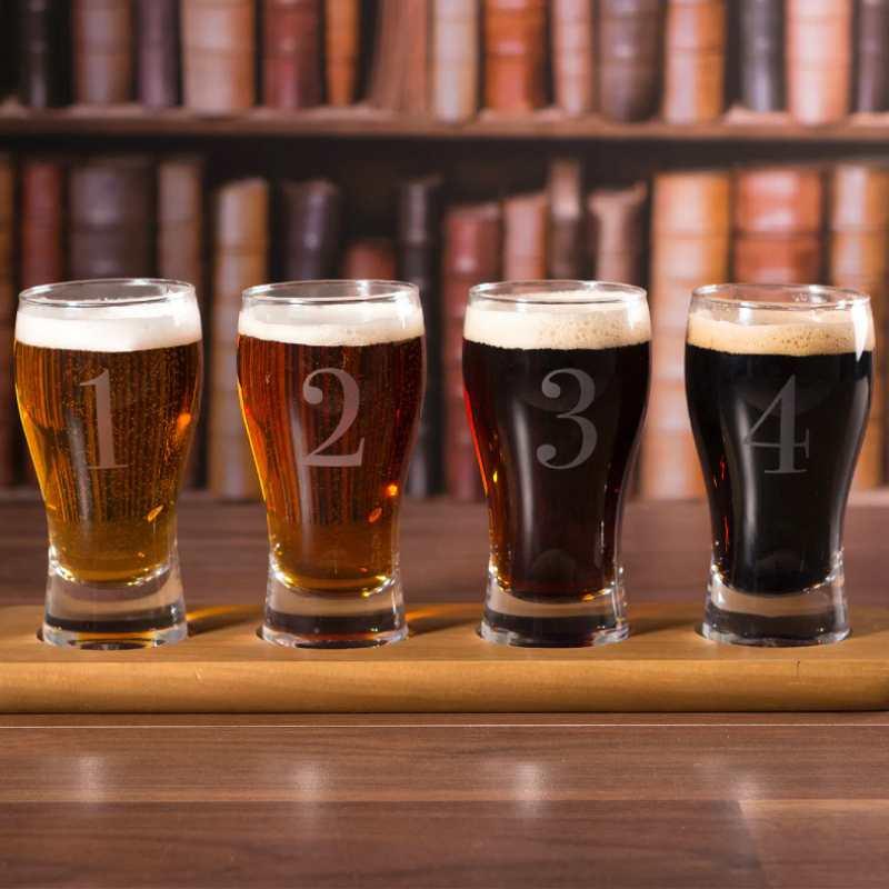 Earlstree & Co Beer Tasting Set