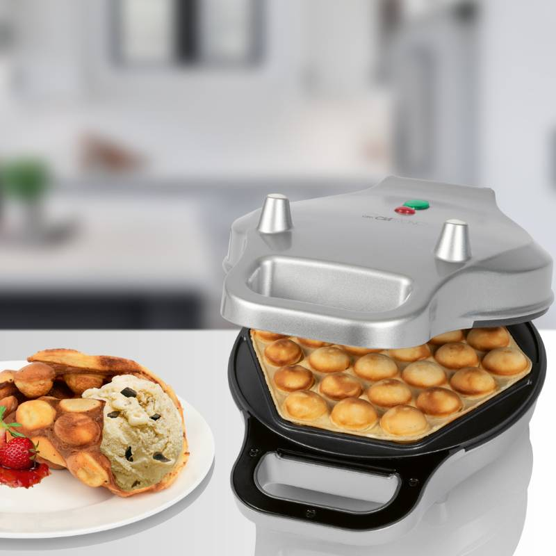 Bubble Waffle Iron