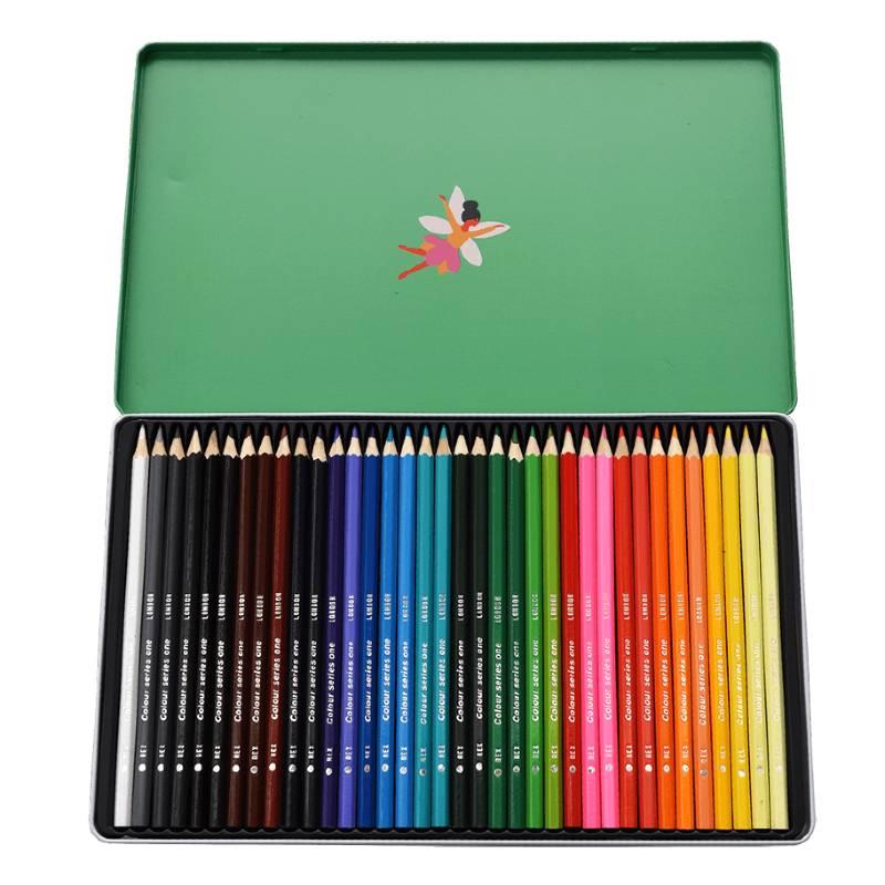 Fairies In The Garden Colouring Pencils
