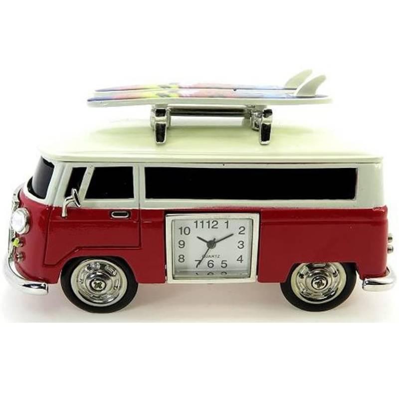 Camping Van Table Clock