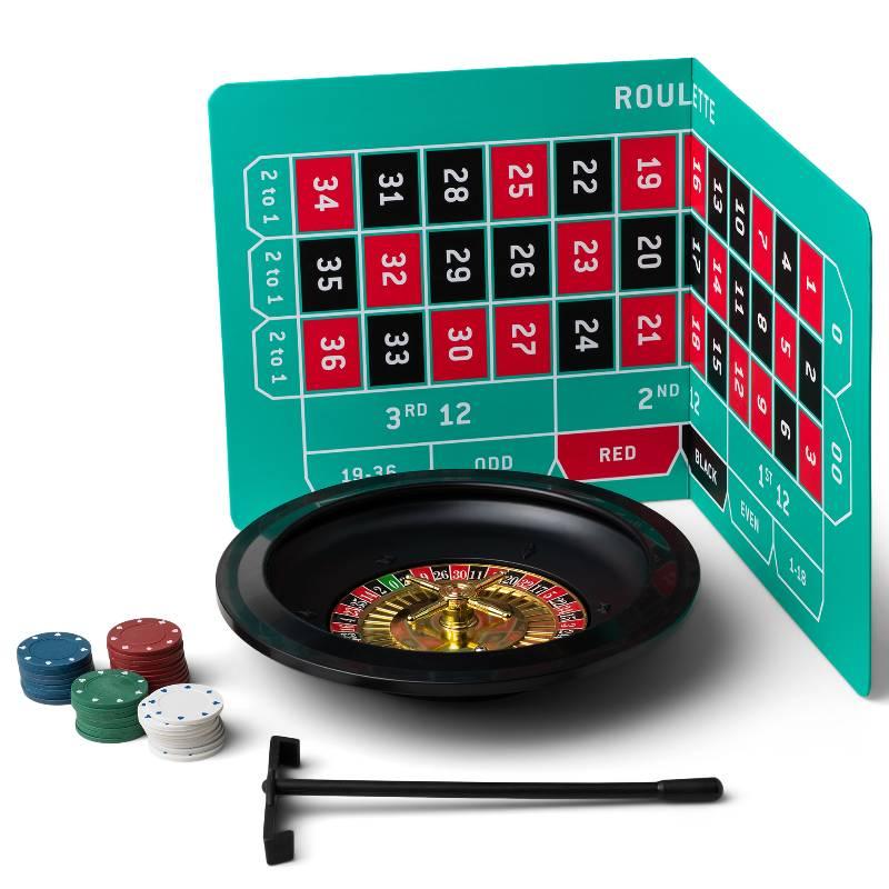 Casino Night Boxed Game Set