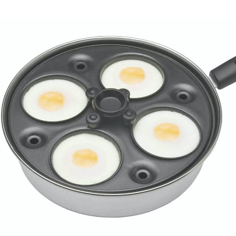 Four Hole Egg Poacher