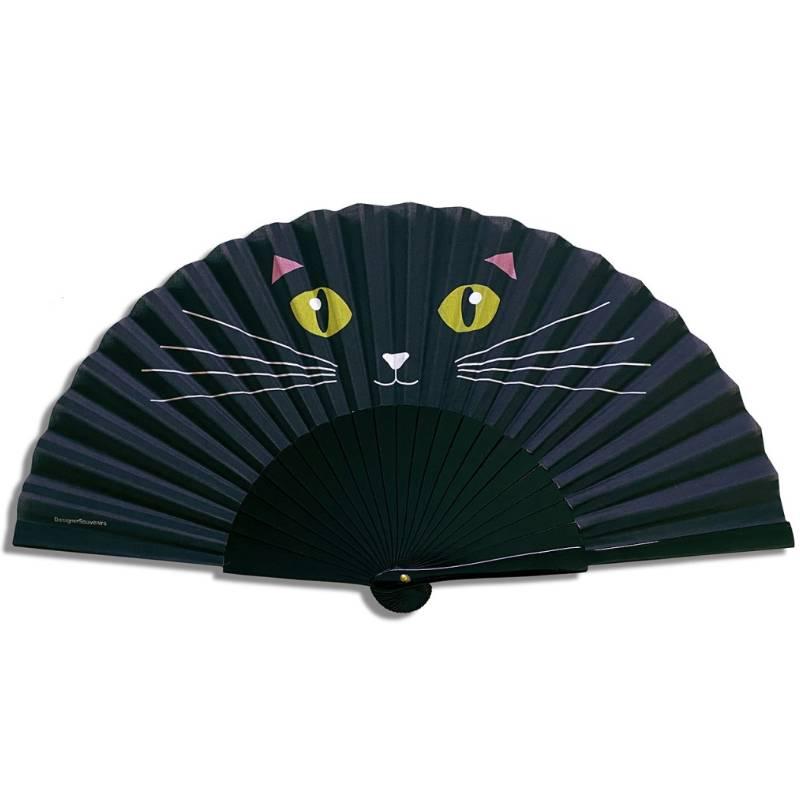 Cat Hand Fan