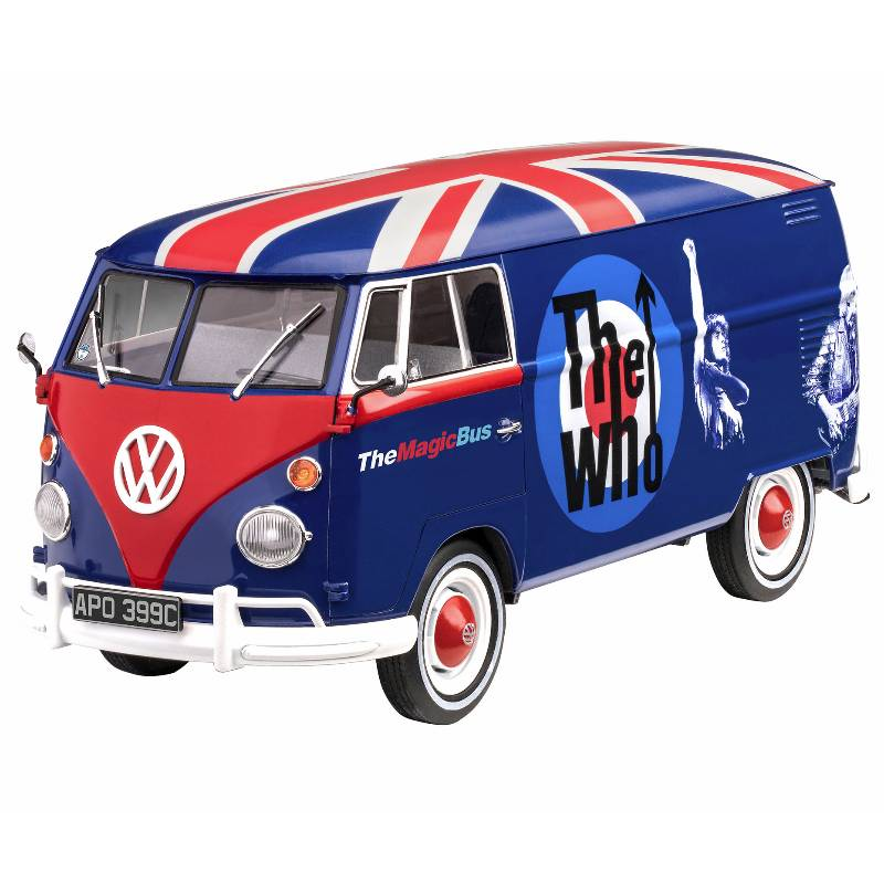 Revell Gift Set VW T1 The Who