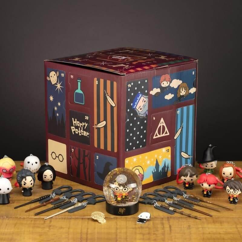 Calendrier de l'Avent Cube Harry Potter