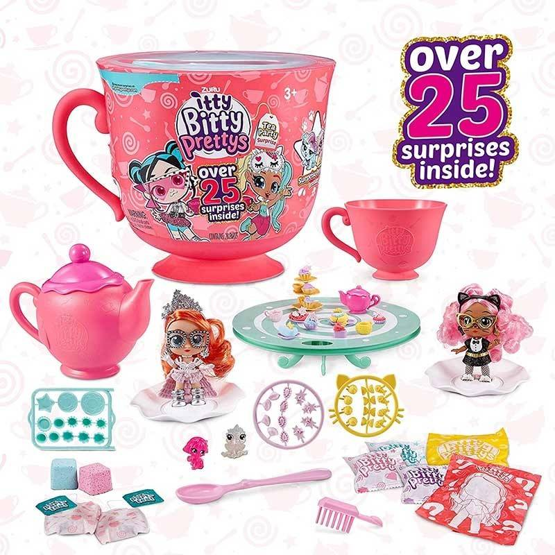 Itty Bitty Prettys Big Tea Cup Playset