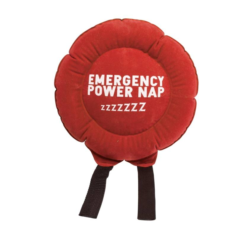 Emergency Power Nap Inflatable Pillow