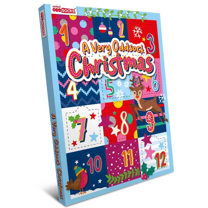 A Very Oddsock Christmas Advent Calendar for Women