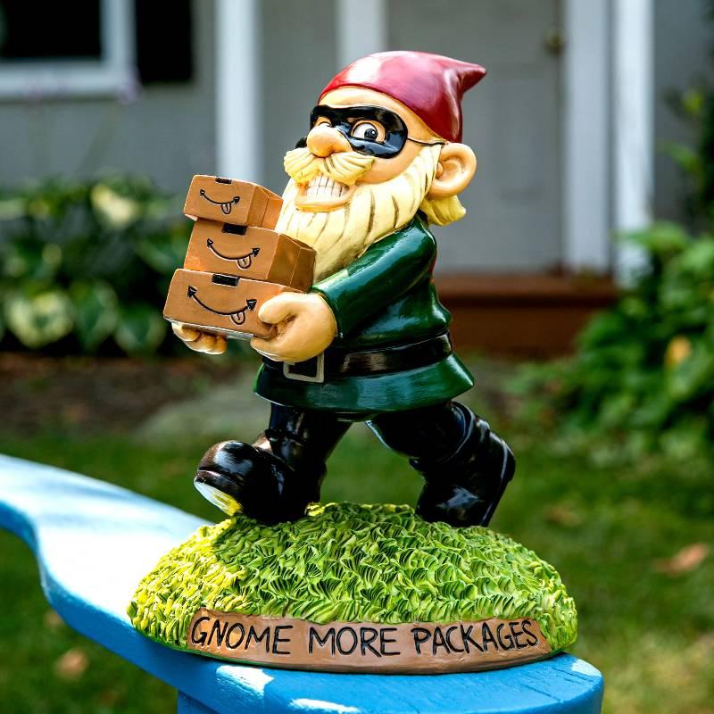 Porch Pirate Gnome