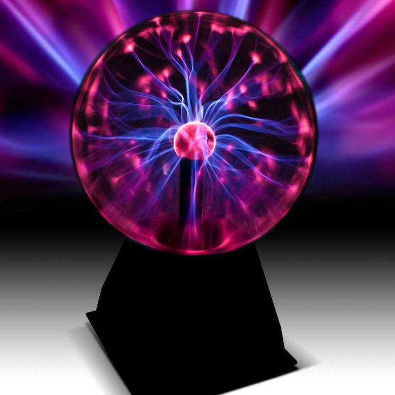 Lampe Plasma Ball