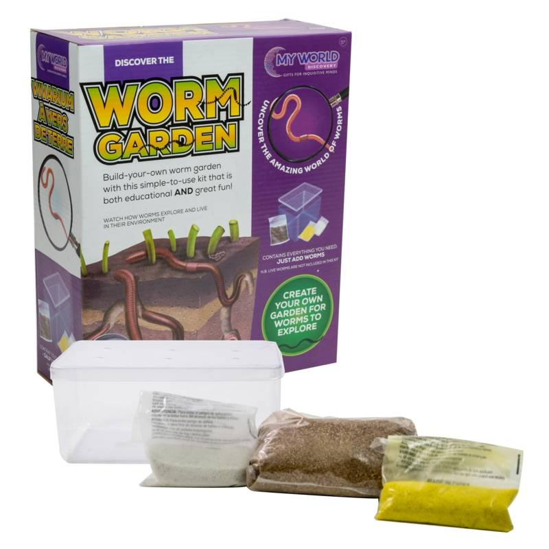 Wiggly Worm World