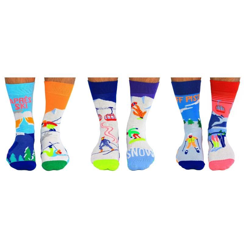On The Piste Socks Gift Set