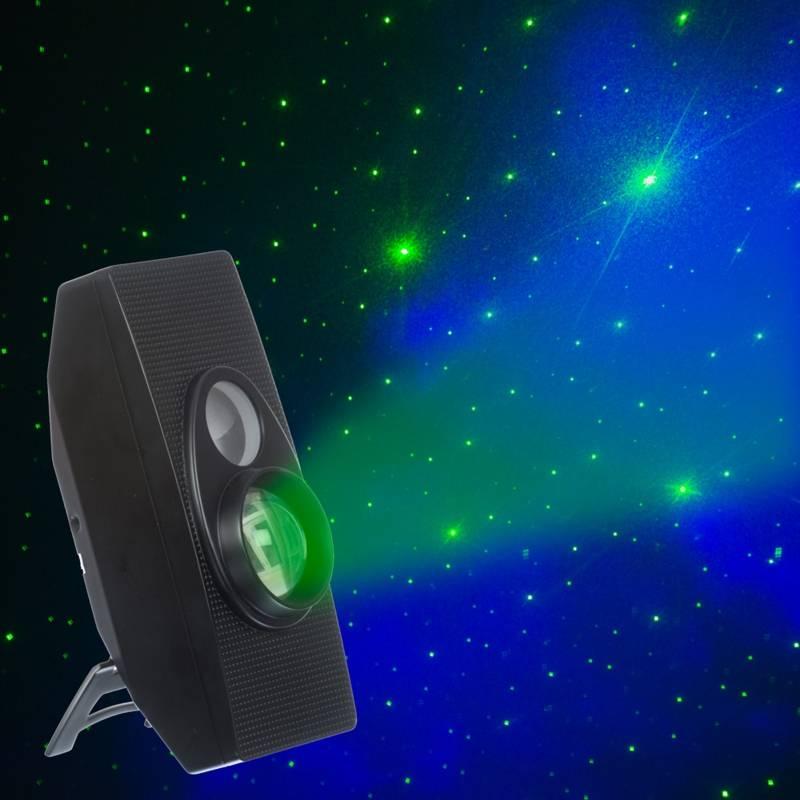 Space Galaxy Laser Star Projector