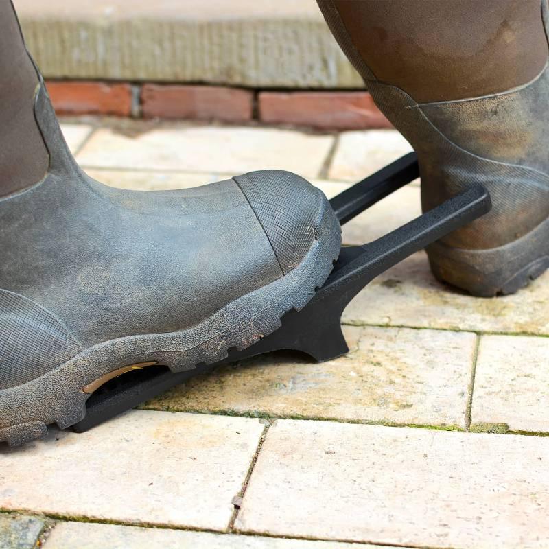 Boot Jack & Mud Scraper