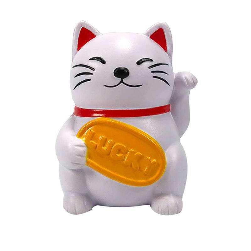 Lucky Cat Stress Ball