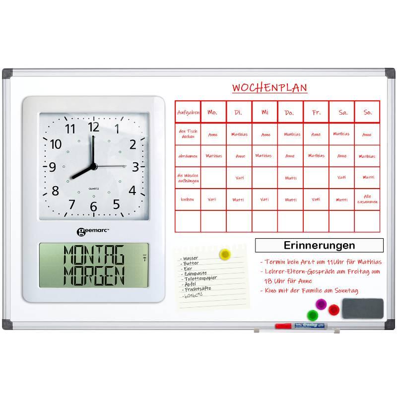 Viso Memoday Magnetic Board