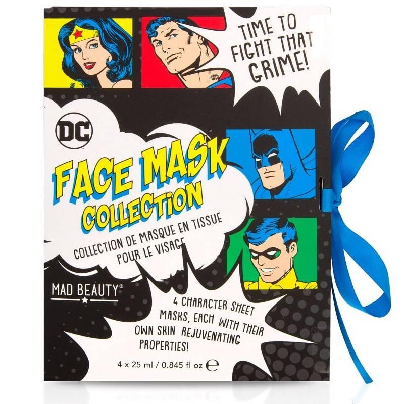 DC Comics Gesichtsmasken-Set