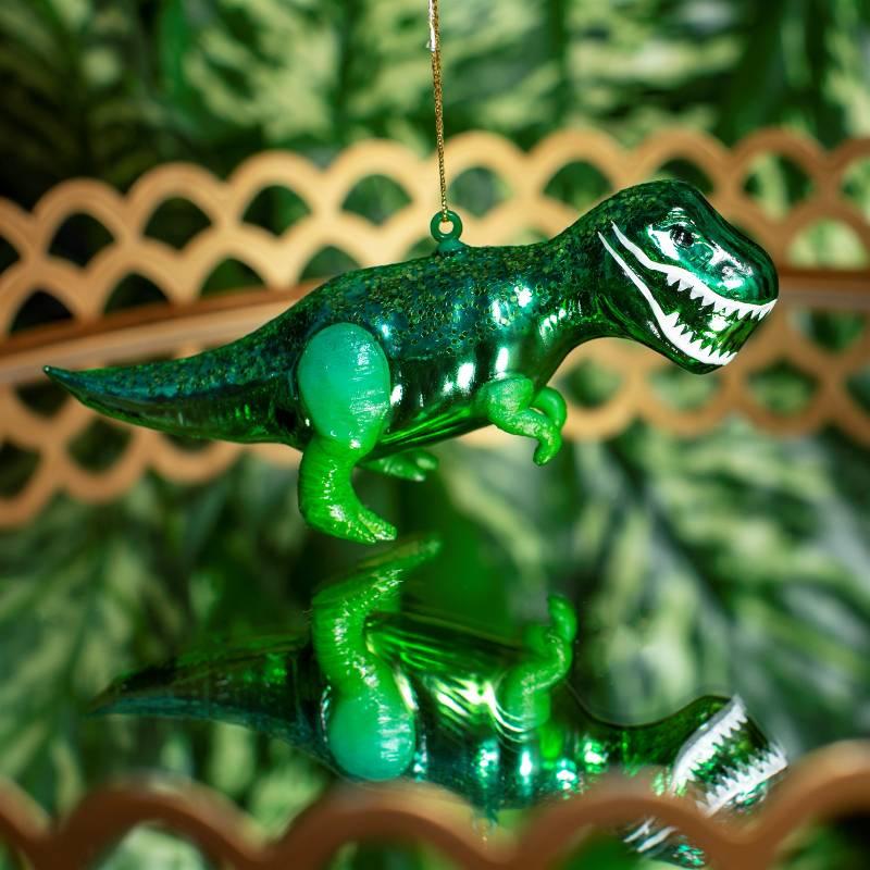 T-Rex Shaped Bauble