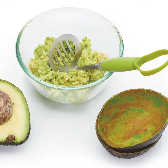 2 in 1 Avocado Scoop & Masher