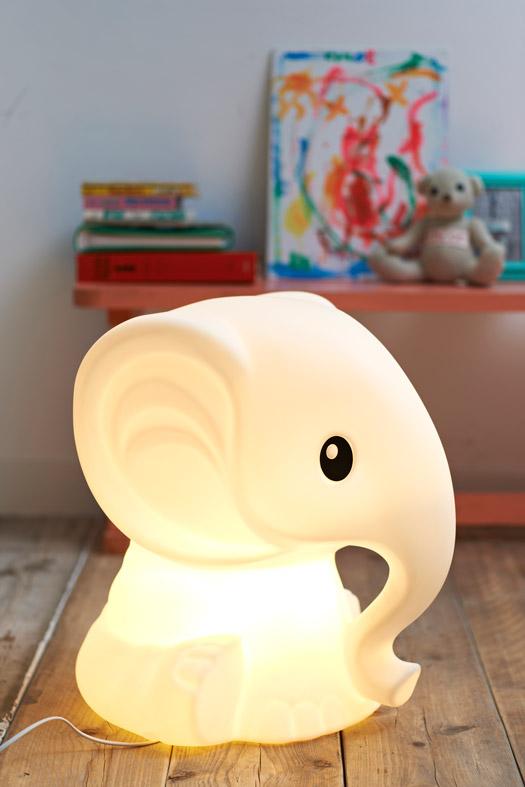 Elephant Anana Lamp