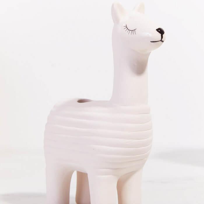 Llama Chia Pet