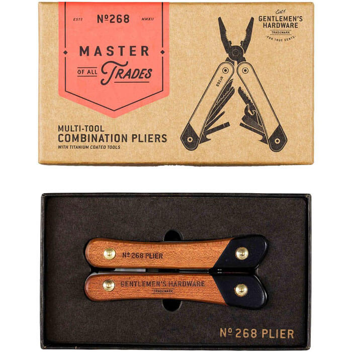 Plier Multi-Tool Titanium Finish