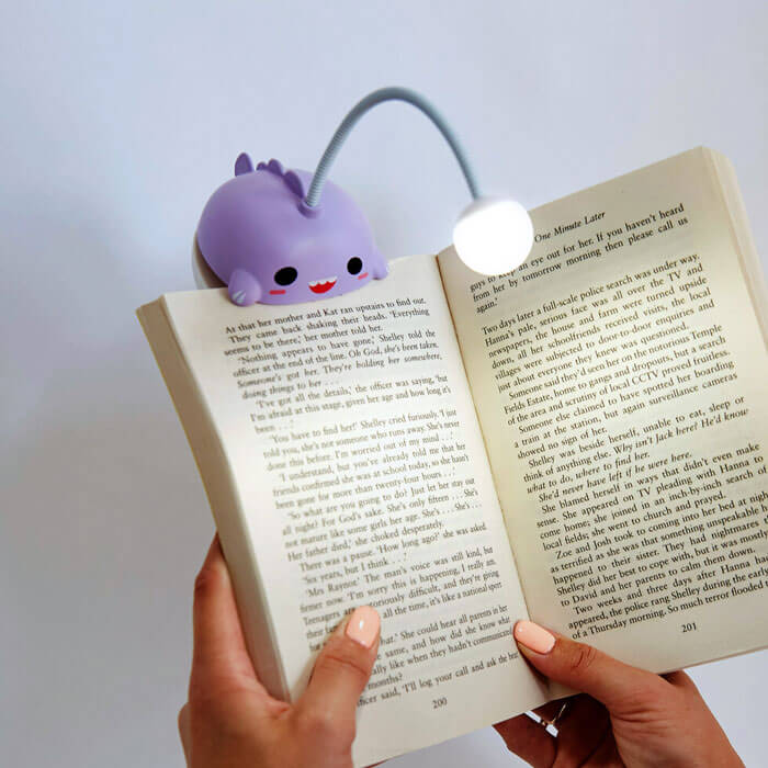 Anglerfish Booklight