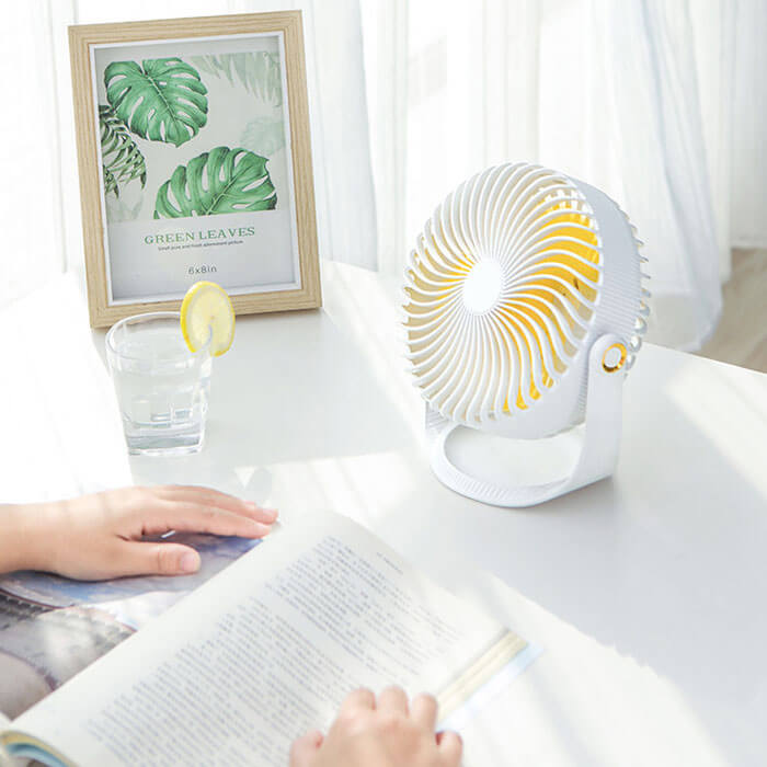 Portable Mini Fan GO