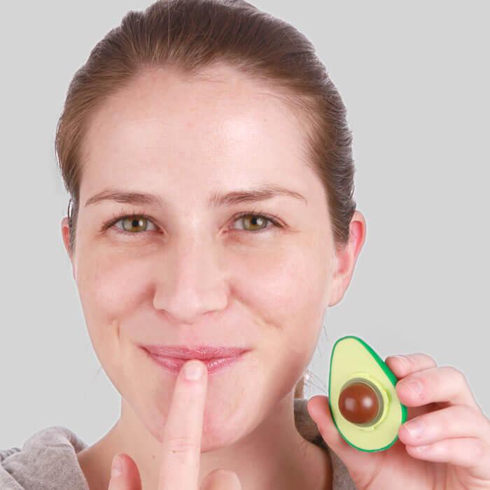 Avocado Lip Balm