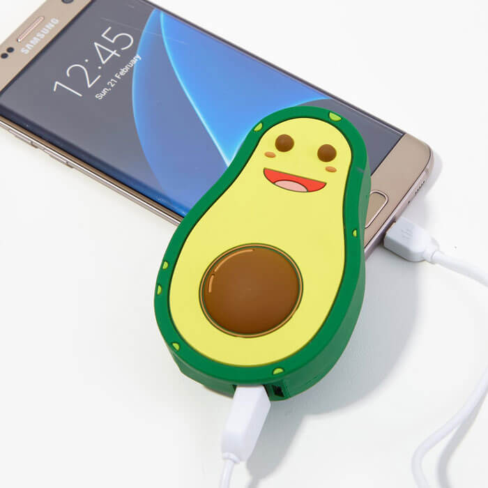 Powerbank Avocado