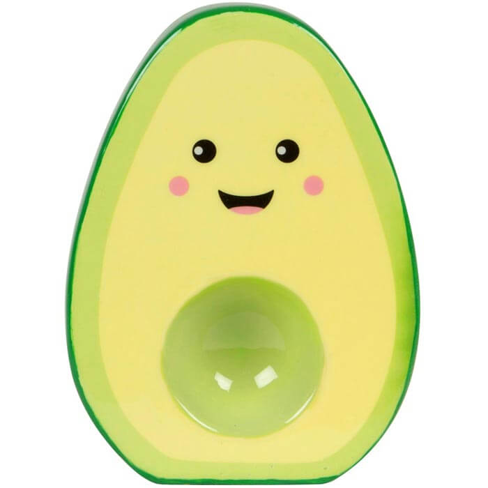 Happy Avocado Spardose