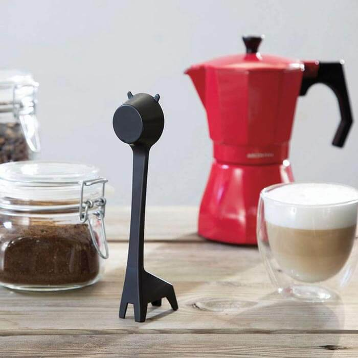 Baby Giraffe Coffee Scoop