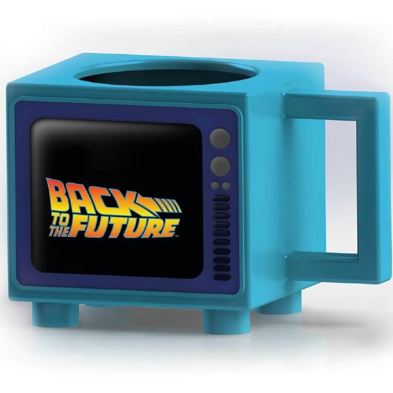 Tazza Termosensibile Ritorno al Futuro