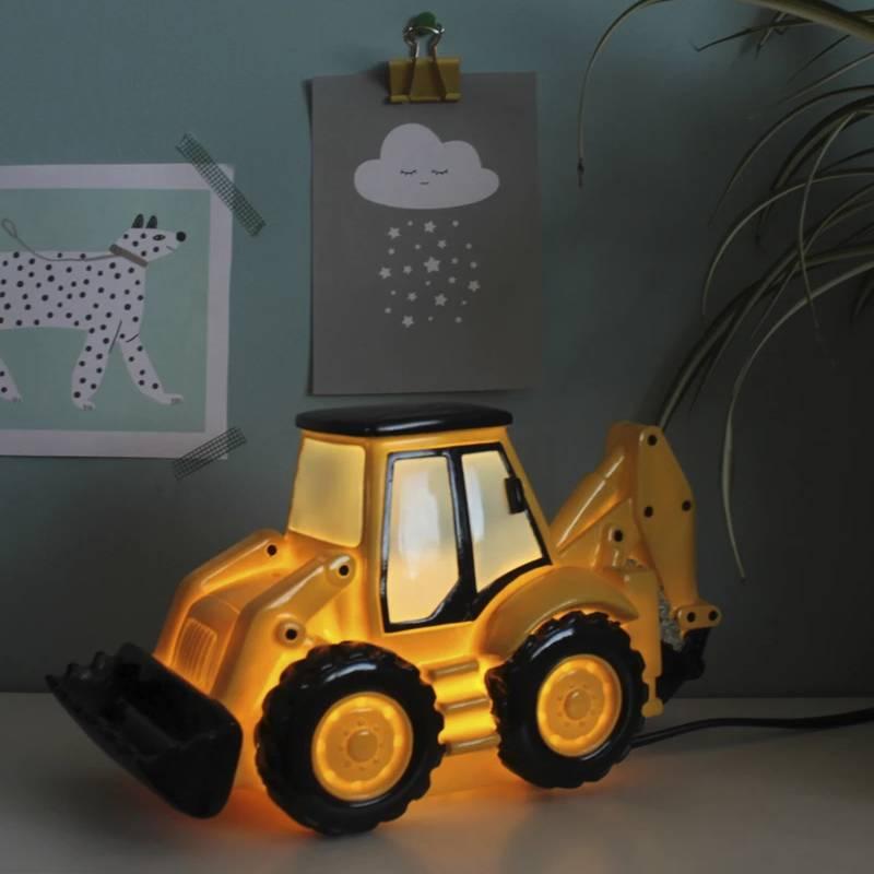Digger Night Light