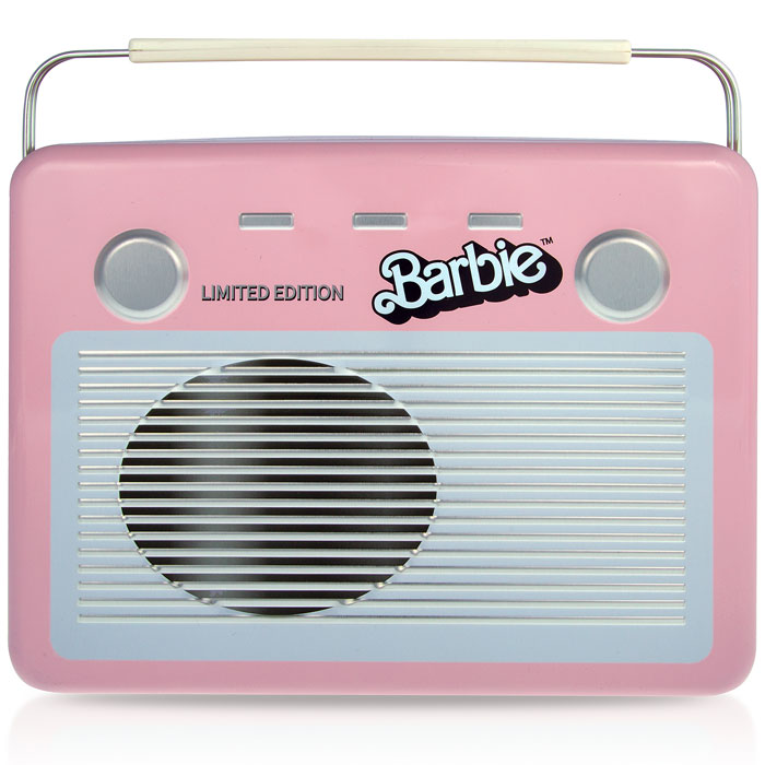 Barbie Radio Gift Set