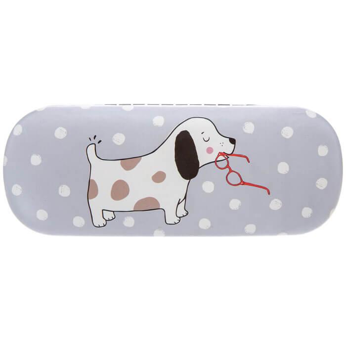 Barney The Dog Glasses Case