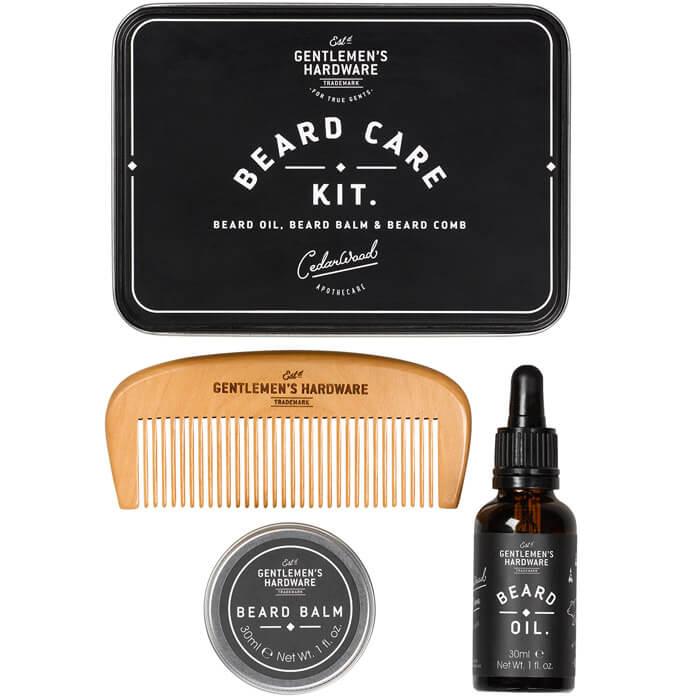 Beard Care Kit for Gentlemen