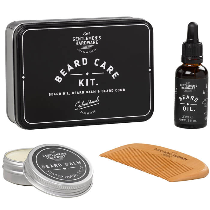 Beard Care Kit for Gentlemen