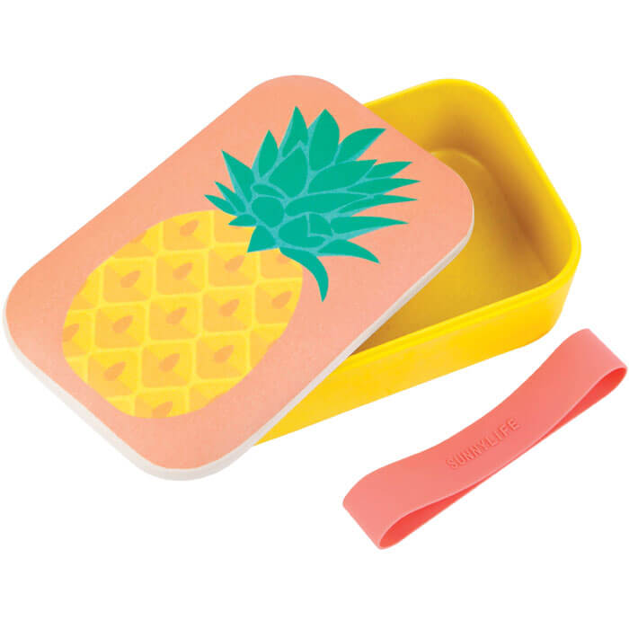 Eco Lunch Box Pineapple