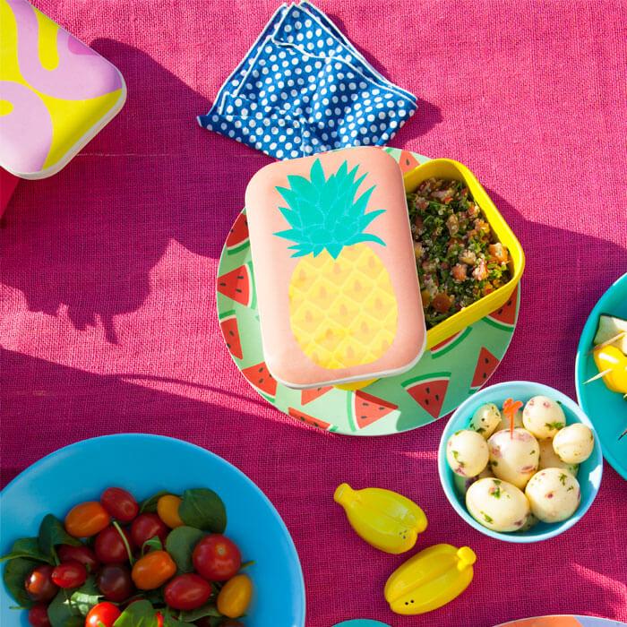 Ananas Lunch Box