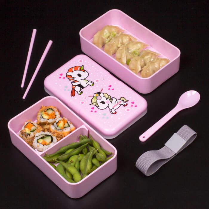 Tokidoki Bento Box