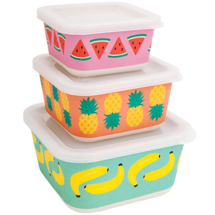 Eco Box Set Fruit Salad
