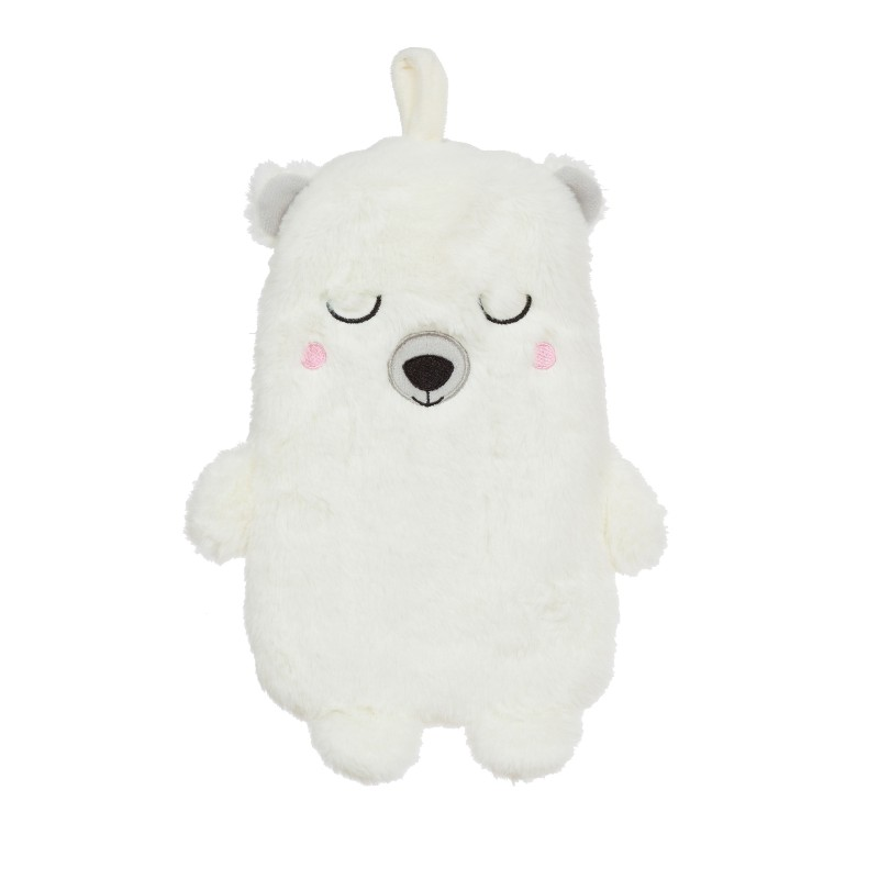 Nanook Polar Bear Hot Water Bottle